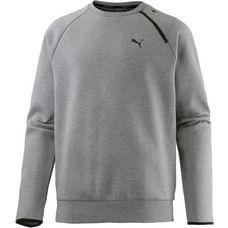 PUMA Evo Core Sweatshirt Herren graumelange