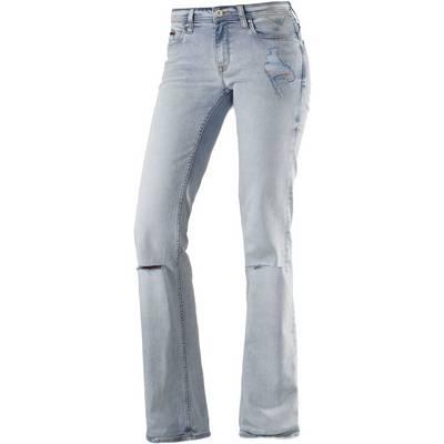 Tommy Hilfiger Sandy Bootcut Jeans Damen bleached denim