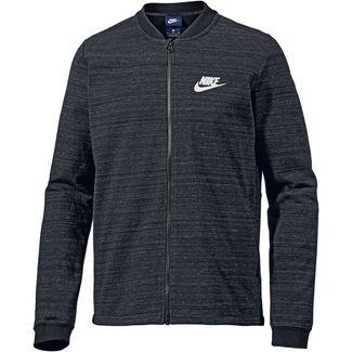 8bec12d9d322df Nike AV15 Sweatjacke Herren schwarz