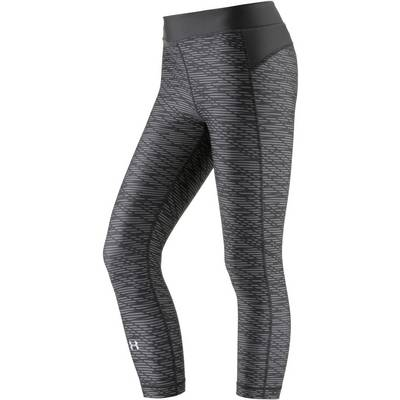 Under Armour Heatgear Tights Damen schwarz/anthrazit