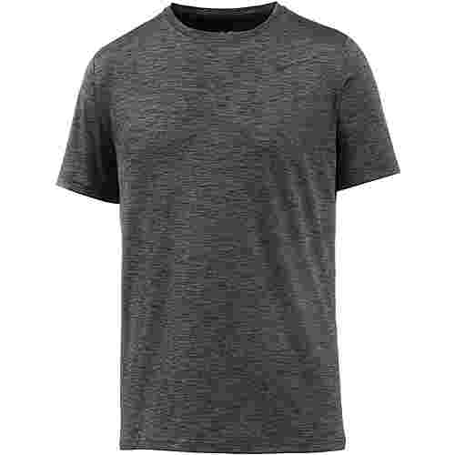 Nike Breathe Hyper Dry Funktionsshirt Herren schwarz