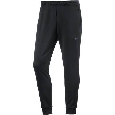 Nike Dry Hyper Funktionshose Herren schwarz
