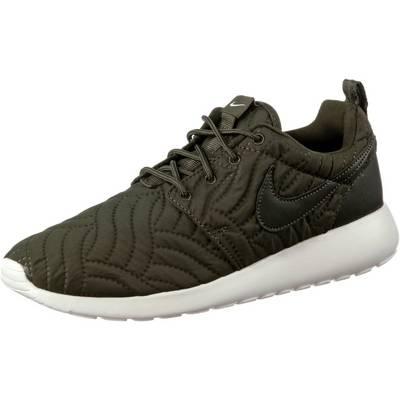 Nike WMNS ROSHE ONE PRM Sneaker Damen oliv