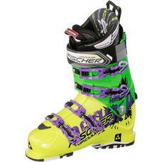 Fischer Ranger 10 Vacuum Skischuhe gelb/grün