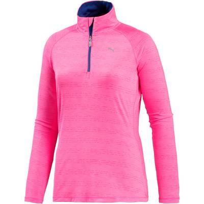 PUMA Core Run Laufshirt Damen pink