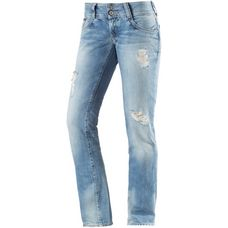 Tommy Hilfiger Viola Straight Fit Jeans Damen blue denim