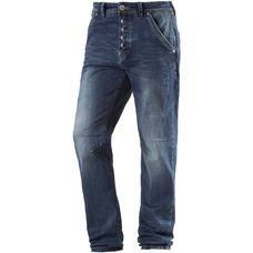 TIMEZONE Dwayne Anti Fit Jeans Herren dark used denim