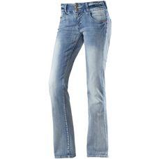 TIMEZONE Greta Bootcut Jeans Damen used denim