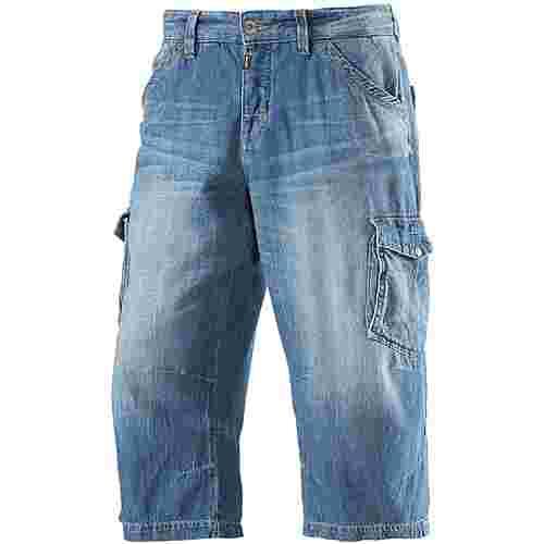 TIMEZONE Damiro 3/4-Jeans Herren used denim