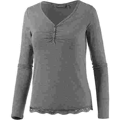 38c9cebedea5 Jockey Langarmshirt Damen grau im Online Shop von SportScheck kaufen