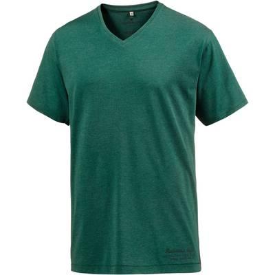 TOM TAILOR V-Shirt Herren dunkelgrün
