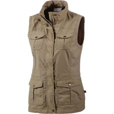 OCK Outdoorweste Damen beige