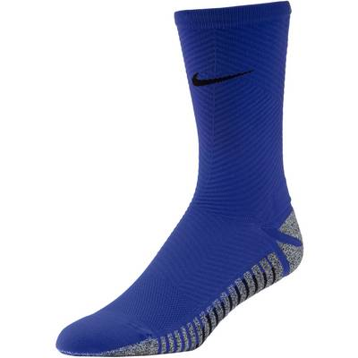 Nike Strike Sportsocken blau/schwarz