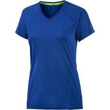 Brooks Distance Laufshirt Damen blau