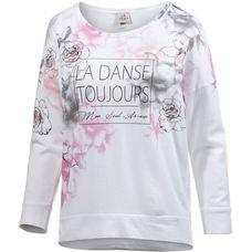 Deha Sweatshirt Damen weiß