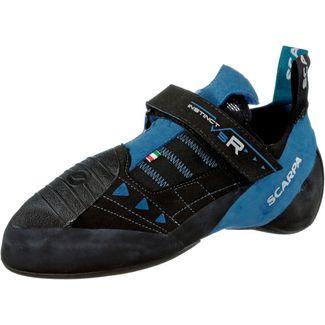 Scarpa Instinct VSR Kletterschuhe schwarz/blau