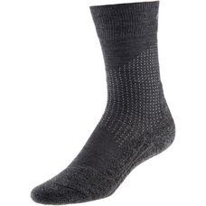 Falke Stabilizing Wool Kompressionsstrümpfe Herren grau