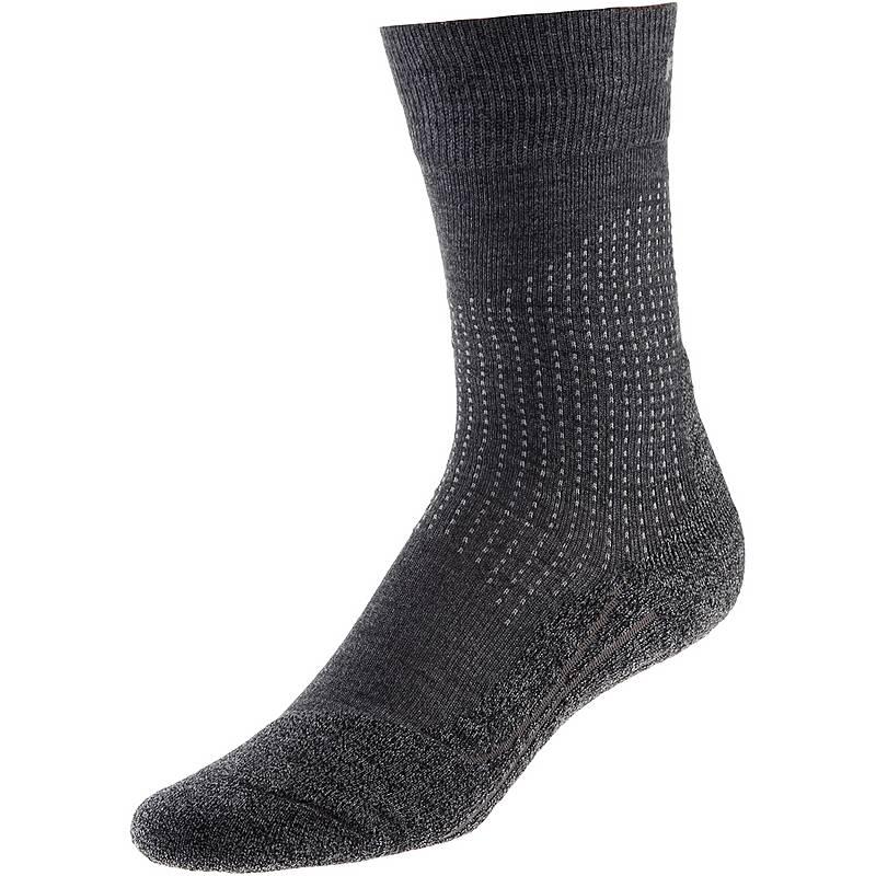 Falke Stabilizing Wool Kompressionsstrümpfe Herren grau im Online ...