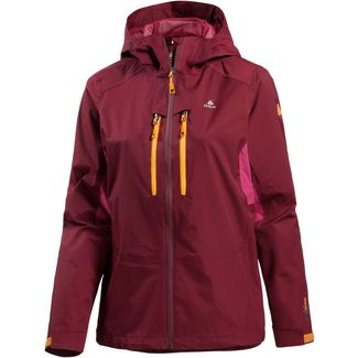 OCK Outdoorjacke Damen bordeaux