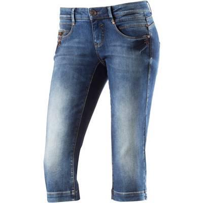 Mogul Alena 3/4-Jeans Damen used denim