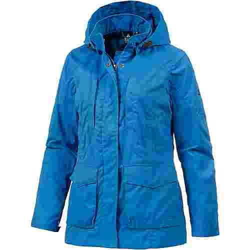 OCK Outdoorjacke Damen blau
