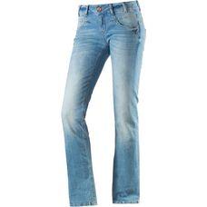 Mogul Silca Bootcut Jeans Damen light washed denim