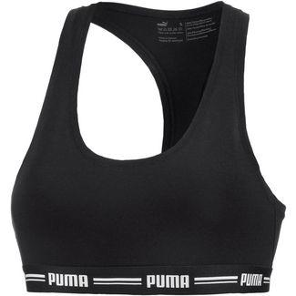 PUMA Iconic Bustier Damen black