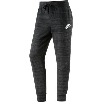 Nike Advanced Knit Sweathose Damen schwarz