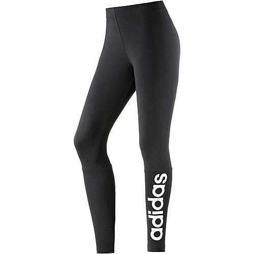adidas Essentials Leggings Damen schwarz