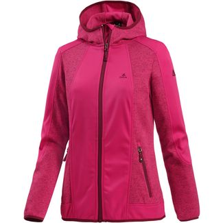 OCK Strickfleece Damen pink
