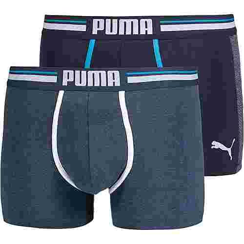 PUMA Boxer Herren dunkelblau