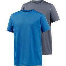 OCK Funktionsshirt Herren grau / blau