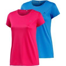 OCK Funktionsshirt Damen pink / blau
