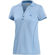 OCK Poloshirt Damen hellblau