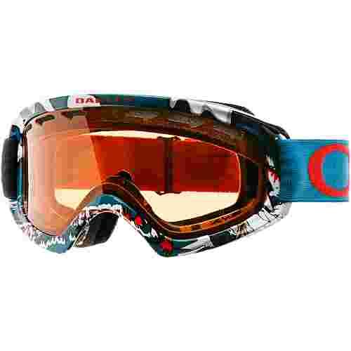 oakley o2 xs snowboardbrille shady trees blue red persimmon im online shop von sportscheck kaufen. Black Bedroom Furniture Sets. Home Design Ideas