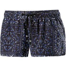 Maui Wowie Badeshorts Damen schwarz/blau/weiß