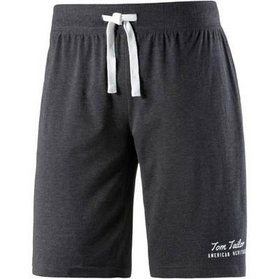 TOM TAILOR Shorts Herren anthrazit