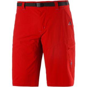 Kleidung » Wandern für Herren in rot im Online Shop von