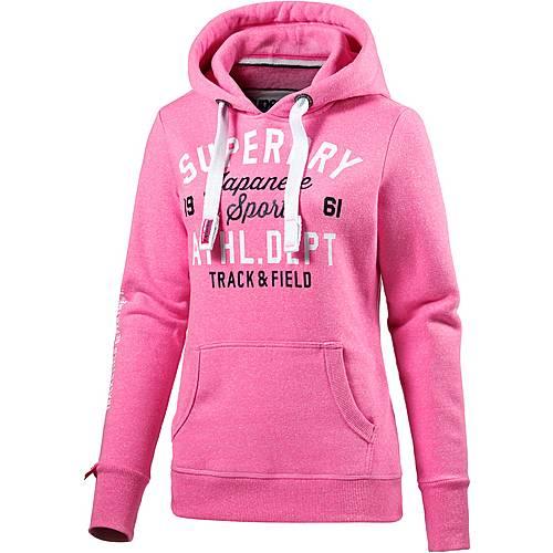 Superdry Sweatshirt Damen rosa