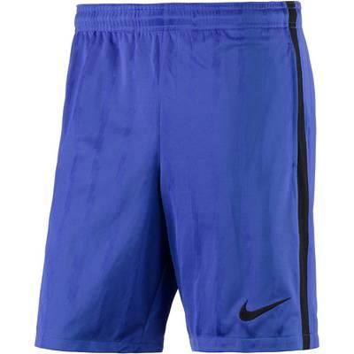 Nike Squad Fußballshorts Herren blau/schwarz