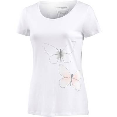 ARMEDANGELS Mari Printshirt Damen weiß