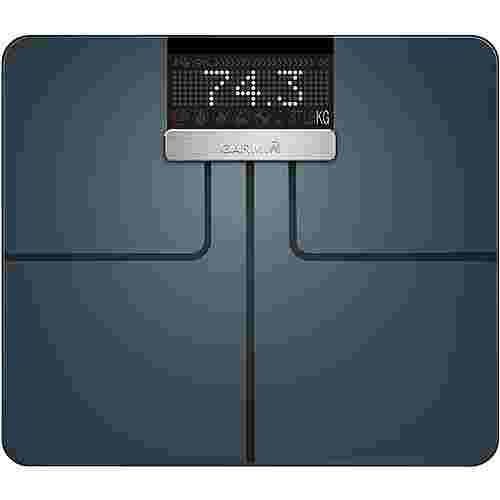 Garmin Index Smart Körperfettwaage schwarz