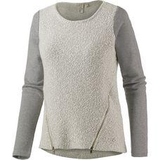 M.O.D Sweatshirt Damen offwhite/grau