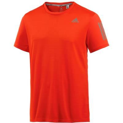 adidas Response Laufshirt Herren orange