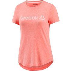 Reebok El Prime Group T-Shirt Damen apricot/melange
