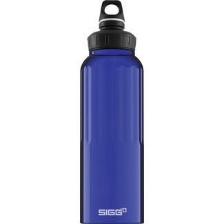 SIGG Traveller 1,0L Trinkflasche dunkelblau
