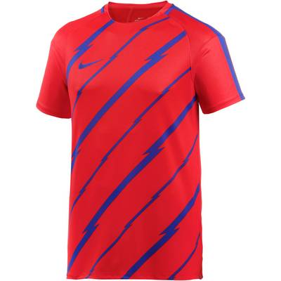 Nike Squad Funktionsshirt Herren orange/blau