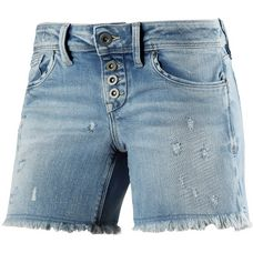 Tommy Hilfiger Jeansshorts Damen blue denim