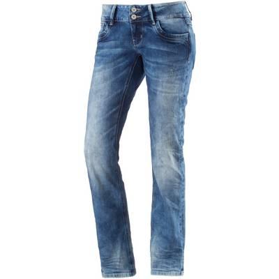 M.O.D Larissa Straight Fit Jeans Damen used denim