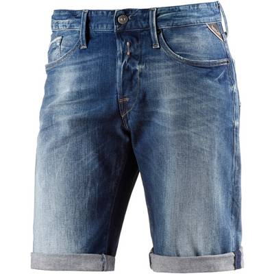 REPLAY Waitom Short Jeansshorts Herren used denim